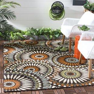 Centeno Brown Indoor/Outdoor Area Rug