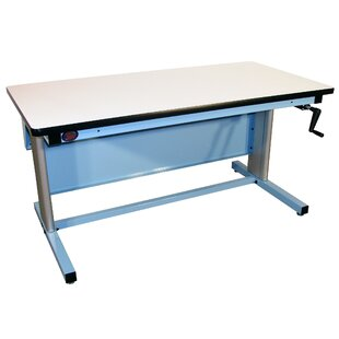 Workstation Standing Desk by Pro-Line Comparison