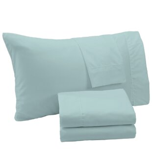 Aurik Extra Soft Solid Microfiber Sheet Set