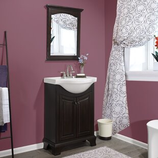 Creasy 26 Single Bathroom Vanity By Charlton Home