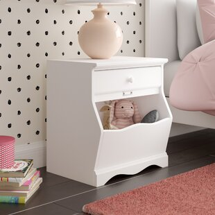 Oundle 1 Drawer Nightstand by Three Posts Baby amp Kids