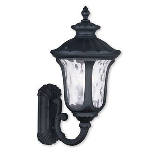Best Price Gurnee 3-Light Outdoor Sconce By Three Posts