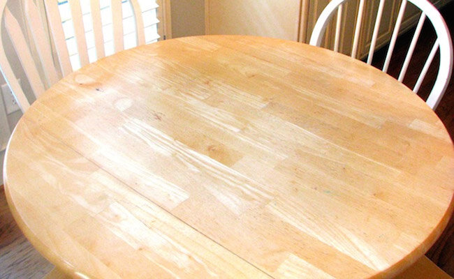 How To Sand And Stain A Table Wayfair