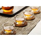 Montclaire Double-Wall Insulated Teacup (Set of 6)