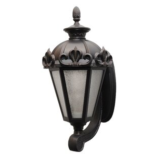 Shop For Petrey 1-Light Outdoor Sconce By Alcott Hill