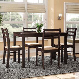 Portal 5 Piece Dining Set by Winston Porter Looking for