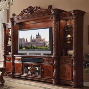 Welty Entertainment Center for TVs up to 78 ByAstoria Grand