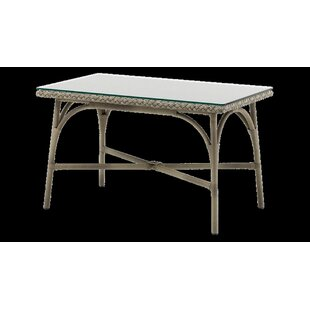 Glass Top Victoria Coffee Table