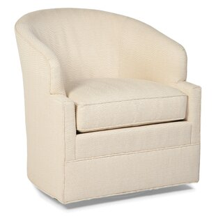 Manning Swivel Barrel Chair