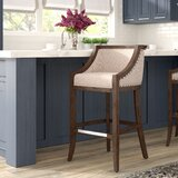 Cormiers Bar & Counter Stool by Darby Home Co