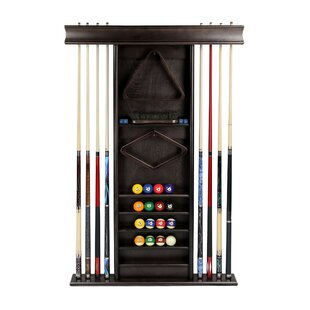 Reno Deluxe Wall Cue Rack By Imperial International
