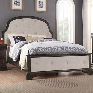 Xcalibur Upholstered Panel Bed By Winners Only
