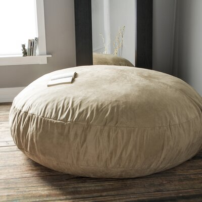 Admirable Three Posts Bean Bag Sofa Upholstery Camel Unemploymentrelief Wooden Chair Designs For Living Room Unemploymentrelieforg