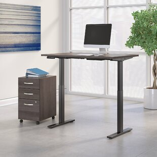 Move 60 Series 2 Piece Desk Office Suite