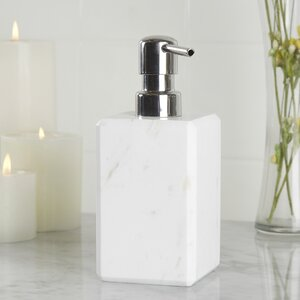 Gaston Marble Lotion Dispenser