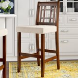 Imala 26 Bar Stool (Set of 2) by Red Barrel Studio®