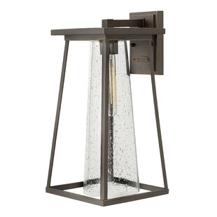 Propst 1-Light Outdoor Wall Sconce