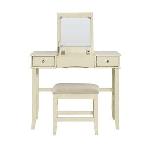 Horigan Vanity Set with Mirror