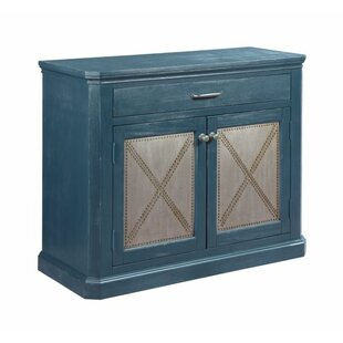McMillan 1 Drawer and 2 Door Accent Chest by World Menagerie