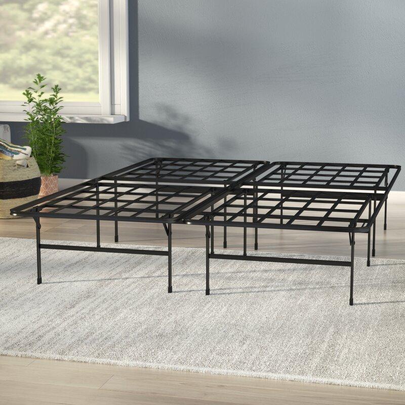 Alwyn Home Bed Frame Reviews Wayfair