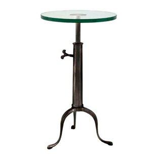 Comparison Brompton End Table by Eichholtz
