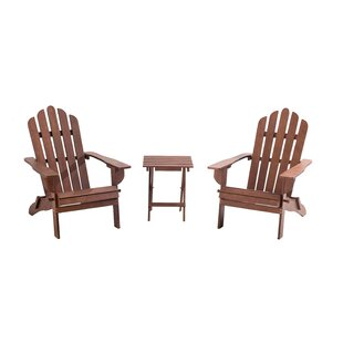 Scott 3 Piece Bistro Set