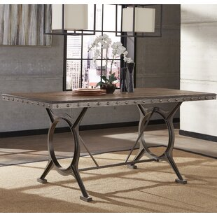 Barlow Counter Height Dining Table by Fleur De Lis Living Top Reviews