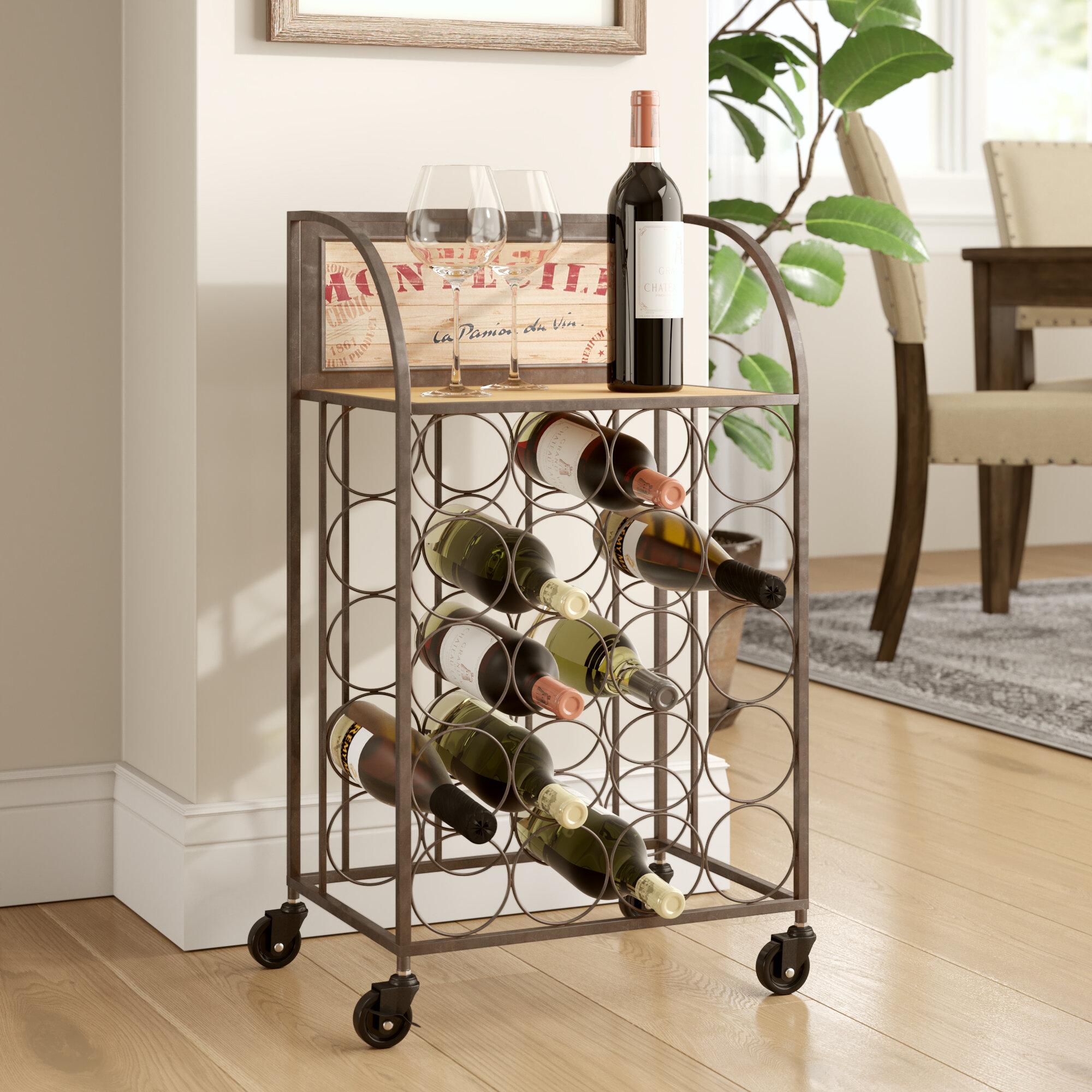 Goulette 20 Bottle Floor Wine
