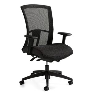 Vion Mesh Task Chair by Global Total Office Herry Up