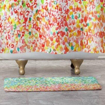 East Urban Home Cool To Warm Bath Rug