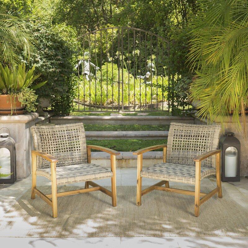 Bellbrook Patio Chair & Reviews   Joss & Main