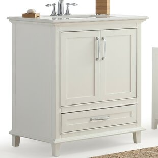 Ariana 31 Single Bathroom Vanity Set by Simpli Home