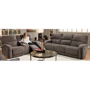 Fandango 2 Piece Leather Living Room Set by Southern Motion