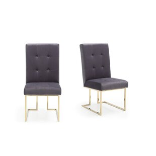 Frisina Upholstered Dining Chair (Set of 2)