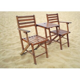Combs 3 Piece Coffee Table Set
