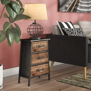 Arcadia 3 Drawer Chest by Trent Austin Design SKU:BD806603 Check Price