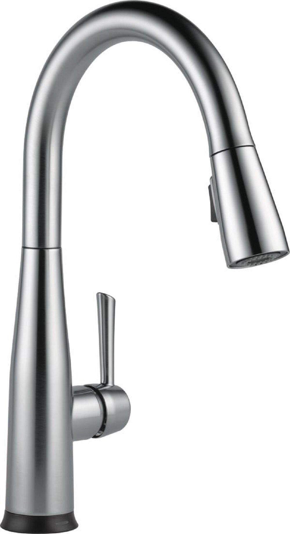 Essa Pull Down Touch Single Handle Kitchen Faucet With Magnatite Docking And Touch2o Technology Reviews Allmodern