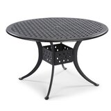 Flagg Cast Aluminum Dining Table