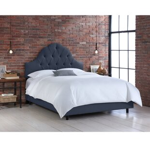 Best Choices Upholstered Panel Bed by Skyline Furniture Reviews (2019) & Buyer's Guide