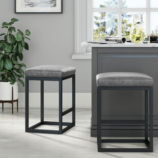 Affordable Price Choice 24 Bar Stool by Williston Forge Reviews (2019) & Buyer's Guide
