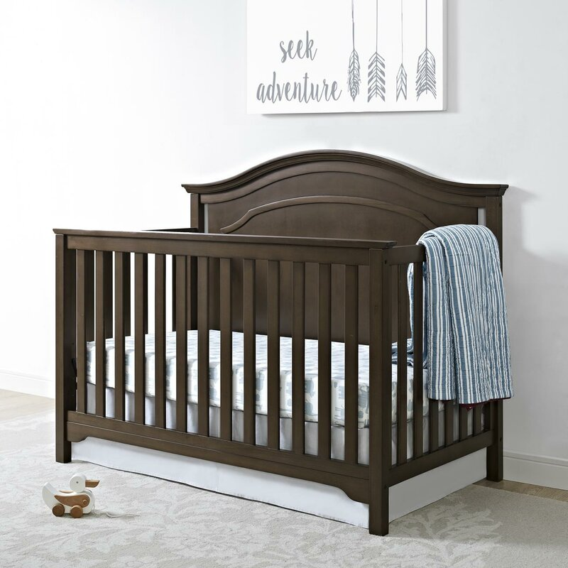 Eddie Bauer Hayworth 4 In 1 Convertible Crib
