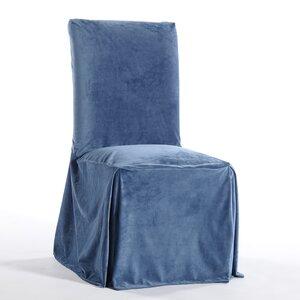 Royal Dining Chair Skirted Slipcover