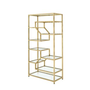 Homeland Geometric Bookcase