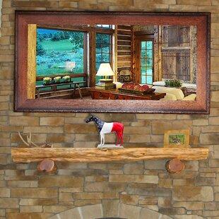 Check Prices Vanderhoff Bathroom/Vanity Mirror ByMillwood Pines