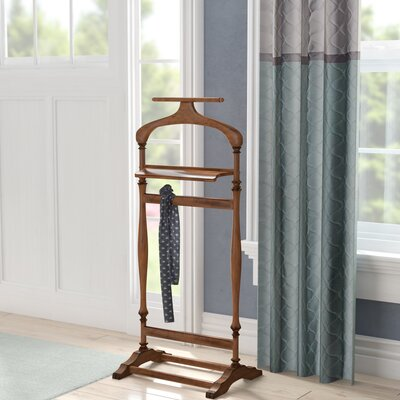 Wood Valet Stand Astoria Grand