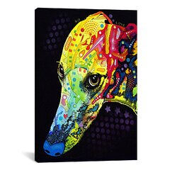 Greyhound Wall Art Wayfair
