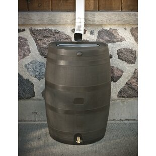 RTS Home Accents 50 Gallon Rain Barrel by RTS Companies