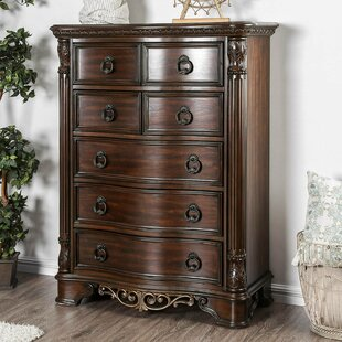 Compare prices Madeleine 7 Drawer Chest by Astoria Grand