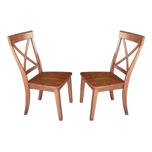 Lifestyle X-Back Side Chair (Set of 2) Imagio Home Intercon