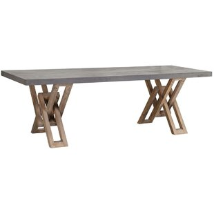 Okane Dining Table by Union Rustic Discount